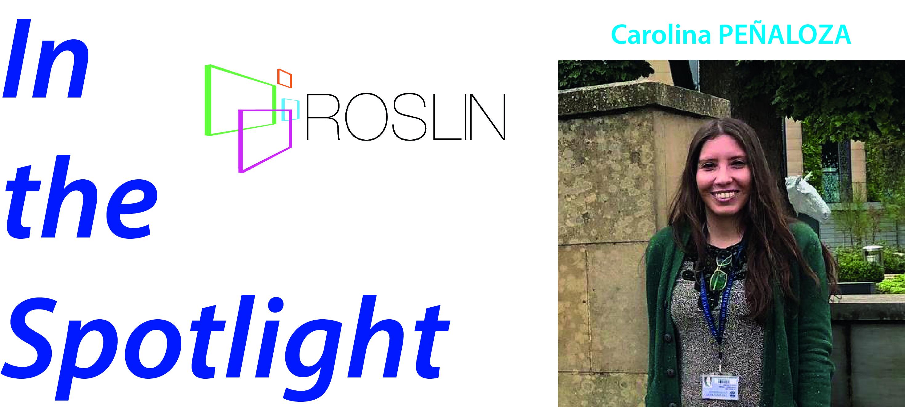 In the spotlight - carolina